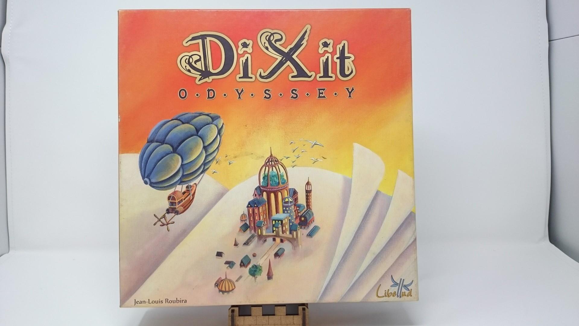 ディクシット-オデッセイ:Dixit-Odyssey