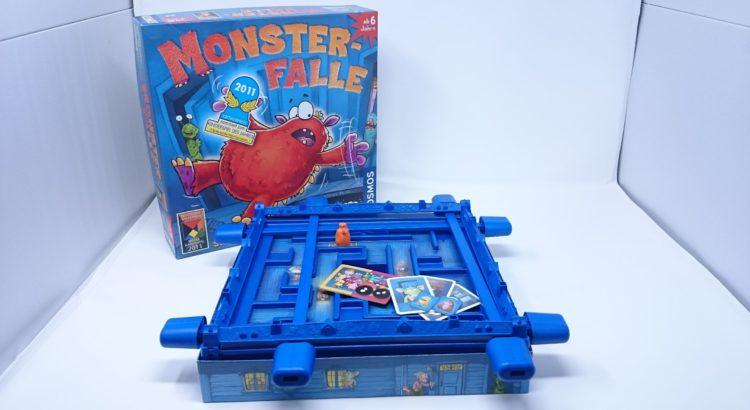 モンスターがすむ家:Monster-Falle