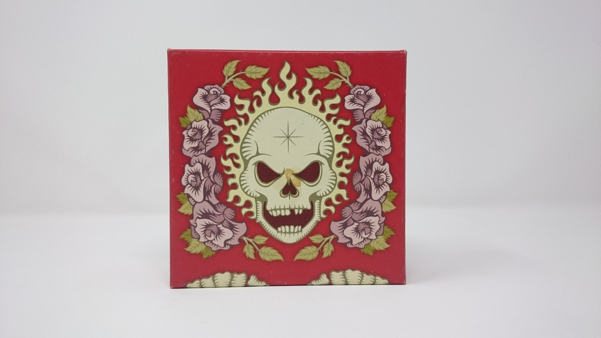髑髏と薔薇 (Skull & Roses)