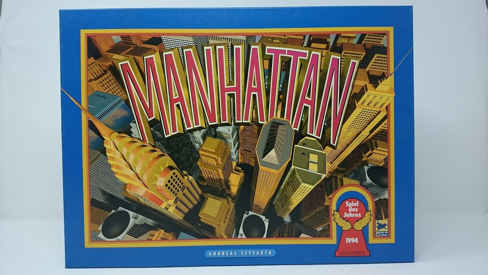 マンハッタン:MANHATTAN