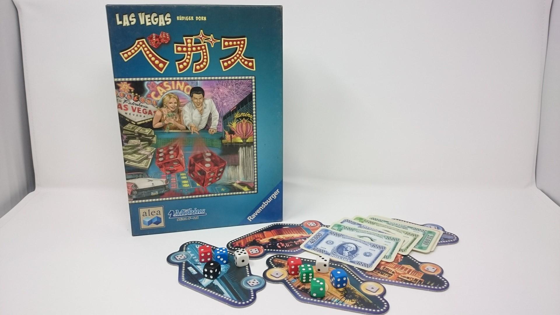 ベガス:Las Vegas